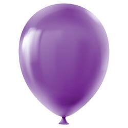 Kikajoy - Kikajoy Pastel Mor Balon 100lü