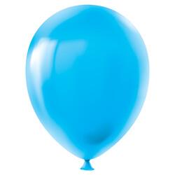 Kikajoy - Kikajoy Pastel Mavi Balon 100lü