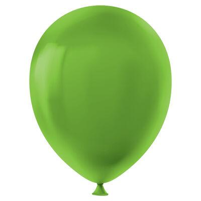 Kikajoy Pastel Koyu Yeşil Balon 100lü
