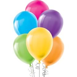 Kikajoy - Karışık Renk Pastel Balon 12
