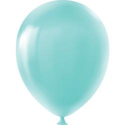 Kikajoy - Kikajoy Pastel Su Yeşili Balon 100lü