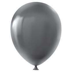 Kikajoy - Kikajoy Pastel Siyah Balon 100lü