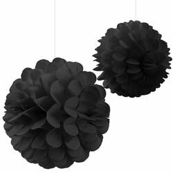Kikajoy - Kikajoy Siyah Petek Dekor Süs Seti 2'li