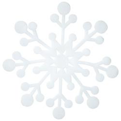 - Kikajoy Yılbaşı Dekoratif Kar Tanesi 40 cm