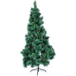 - Kikajoy Yılbaşı Lüks Çam Ağacı İğne Yapraklı Kozalaklı 180 cm