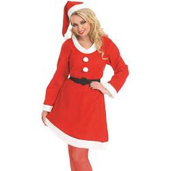 - Kikajoy Yılbaşı Noel Anne Lüks Kostüm