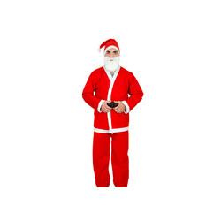 - Kikajoy Yılbaşı Noel Baba Lüks Kostüm