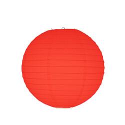 - Kırmızı Kağıt Fener 20 cm