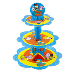 - Kral Şakir Action Lisanslı Cupcake Standı