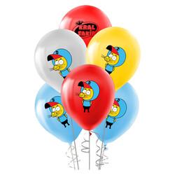 - Kral Şakir Lisanslı Balon 100'lü