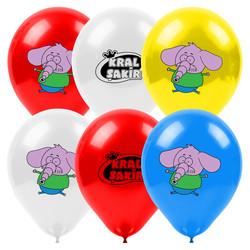 - Kral Şakir Necati Lisanslı Balon 8'li