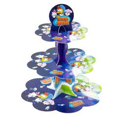 - Kral Şakir Uzayda Lisanslı Cupcake Standı