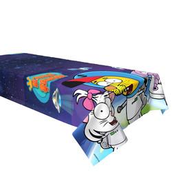 - Kral Şakir Uzayda Plastik Masa Örtüsü 120x180 cm