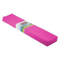 Kika - Krapon Kağıdı 10lu 50x200cm -Fuşya-