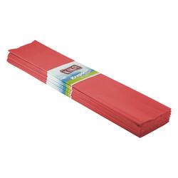 Kika - Krapon Kağıdı 10lu 50x200cm -Kırmızı-