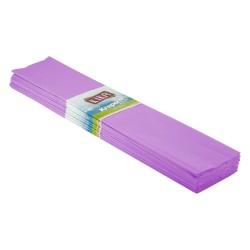Kika - Krapon Kağıdı 10lu 50x200cm -Lila-