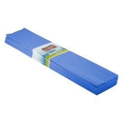Kika - Krapon Kağıdı 10lu 50x200cm -Mavi-