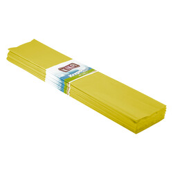 - Sarı Krapon Kağıdı 10lu 50x200 Cm