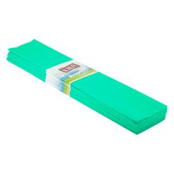 Kika - Krapon Kağıdı 10lu 50x200cm -Su Yeşili-
