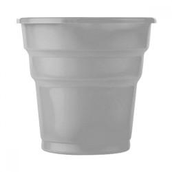 - Gümüş Plastik Meşrubat Bardağı 10'lu