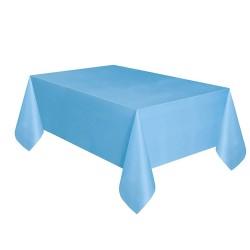 Kikajoy - Mavi Plastik Masa Örtüsü 137x270 cm