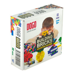Kikajoy - Kutu Oyunu Dogo Puzzle 60 Parça