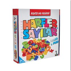 - Kutu Oyunu Harfler Sayılar