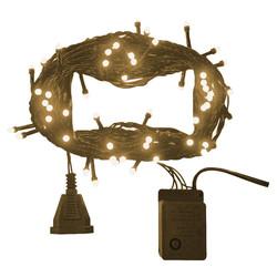 - Kikajoy Yılbaşı Gün Işığı Led Işık Eklemeli 80 Ampul 8 m