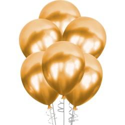 Kikajoy - Altın Metalik Balon