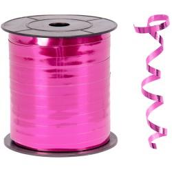 - Metalik Fuşya Renk Rafya 8 mm x 200 m