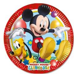 - Mickey Playful Karton Tabak 23cm