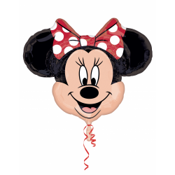 - Minnie SuperShape Folyo Balon 58 cm
