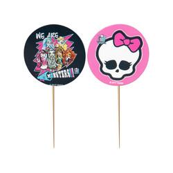 - Monster High Lisanslı Kürdan 10'lu