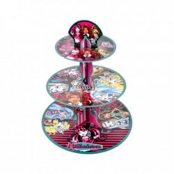 - Monster High Lisanslı Cupcake Standı