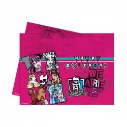 - Monster High Plastik Masa Örtüsü 120x180 cm
