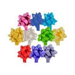 - No:2 Hediye Paketi Süsü Karışık Renkli 500 Ad