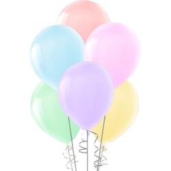 Kikajoy - Karışık Renkli Makaron Balon 5