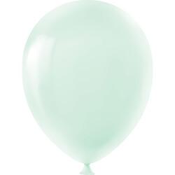 Kikajoy - Kikajoy Yeşil Pastel Makaron Balon 5