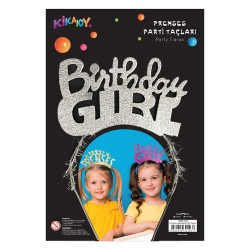 Kikajoy - Prenses Metal Parti Taçları