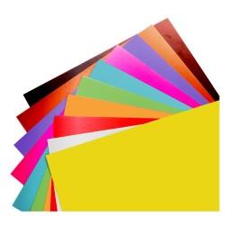 Kika - Renkli Kağıt 100lü A4 Karışık