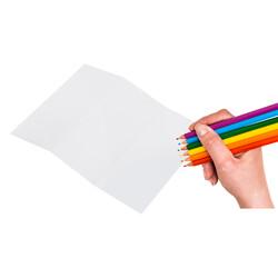 Kika - Resim Kağıdı 10lu 25x35