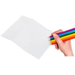 Kika - Resim Kağıdı 10lu 35x50