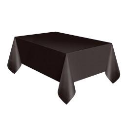 Kikajoy - Siyah Plastik Masa Örtüsü 120x180 cm