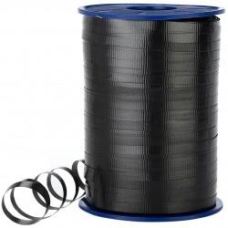 Kika - Siyah Renk Rafya 8 mm x 200 m