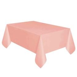 Kikajoy - Somon Plastik Masa Örtüsü 137x270 cm