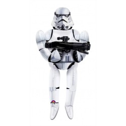 - Star Wars StormTrooper Air Walker Folyo Balon 175 cm