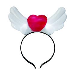 - Kalp Şekilli Işıklı Taç