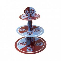 - Trabzonspor Lisanslı Cupcake Standı