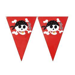 Kikajoy - Korsan Partisi Üçgen Flama