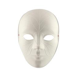 Kika - Boyanabilir Kabartmalı Karton Maske